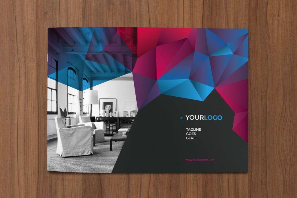 Cool Modern Brochure