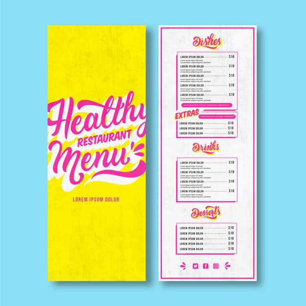 Fancy menu templates (1)
