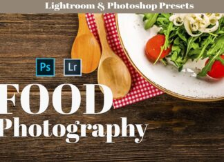 Food Photography Presets