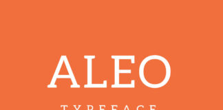 Free Aleo Slab Typeface1