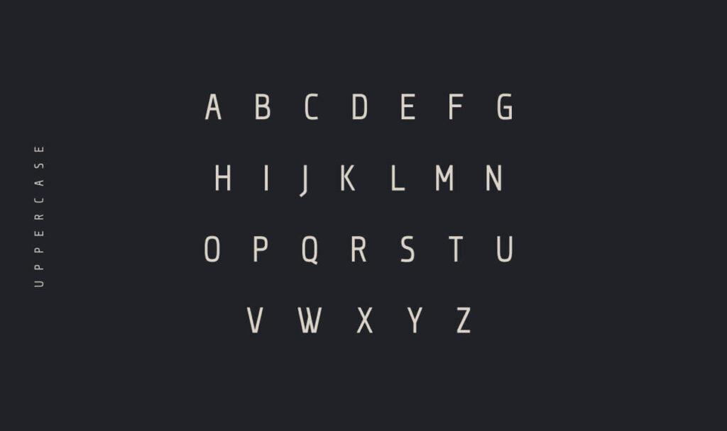 Free Amazing Qontra Font2