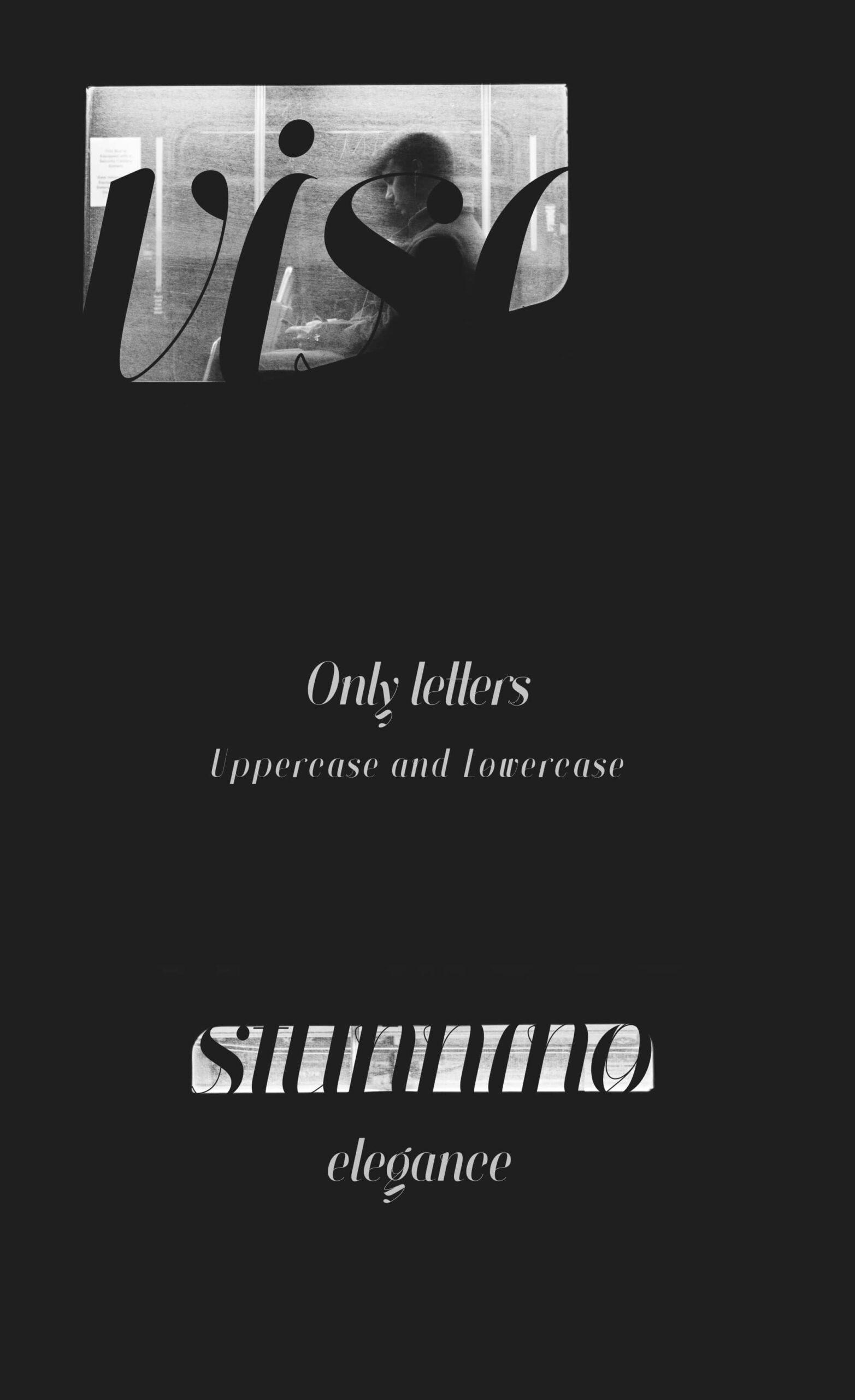 Free Attractive Finches Serif Italic Font3
