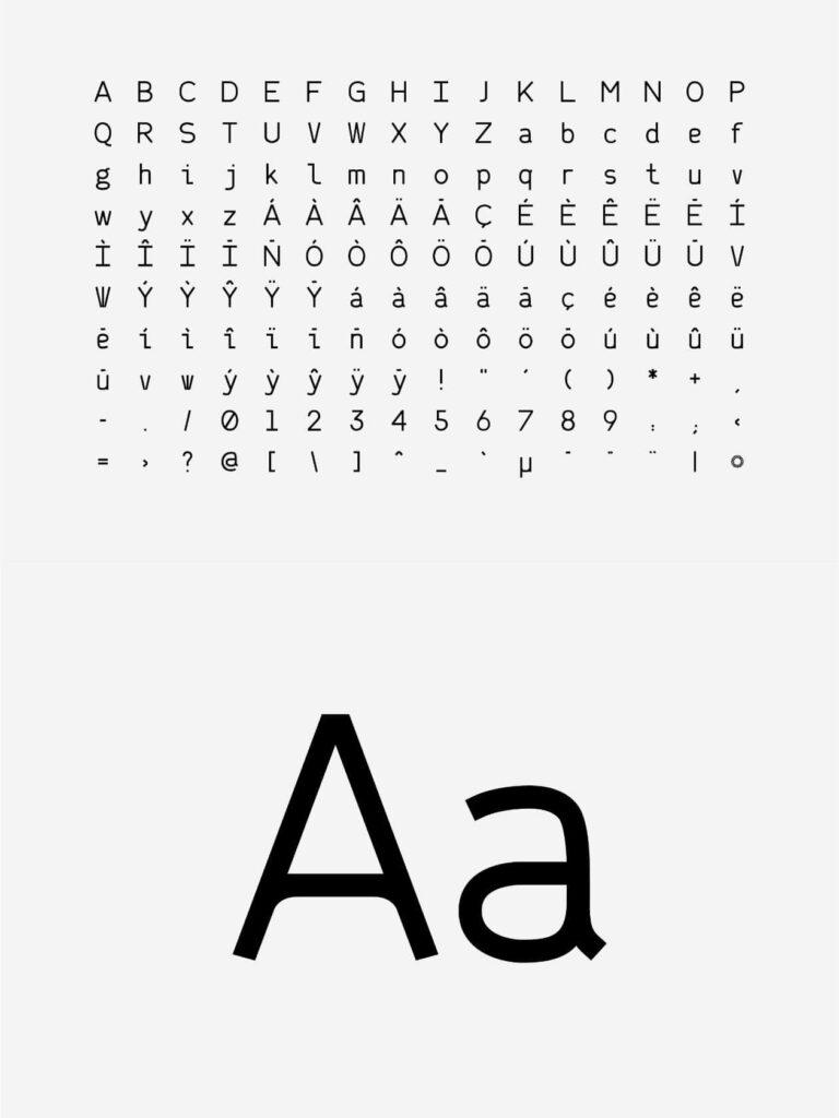 Free Attractive Narita Typeface1