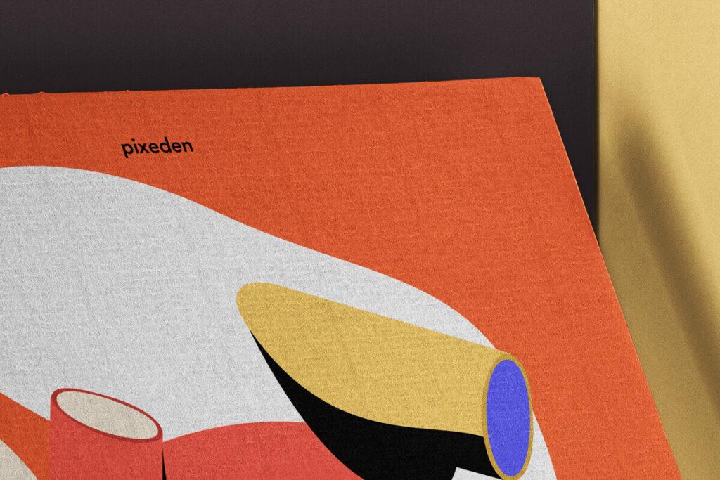 Free Branding Hardcover Book Catalog Mockup PSD Template2