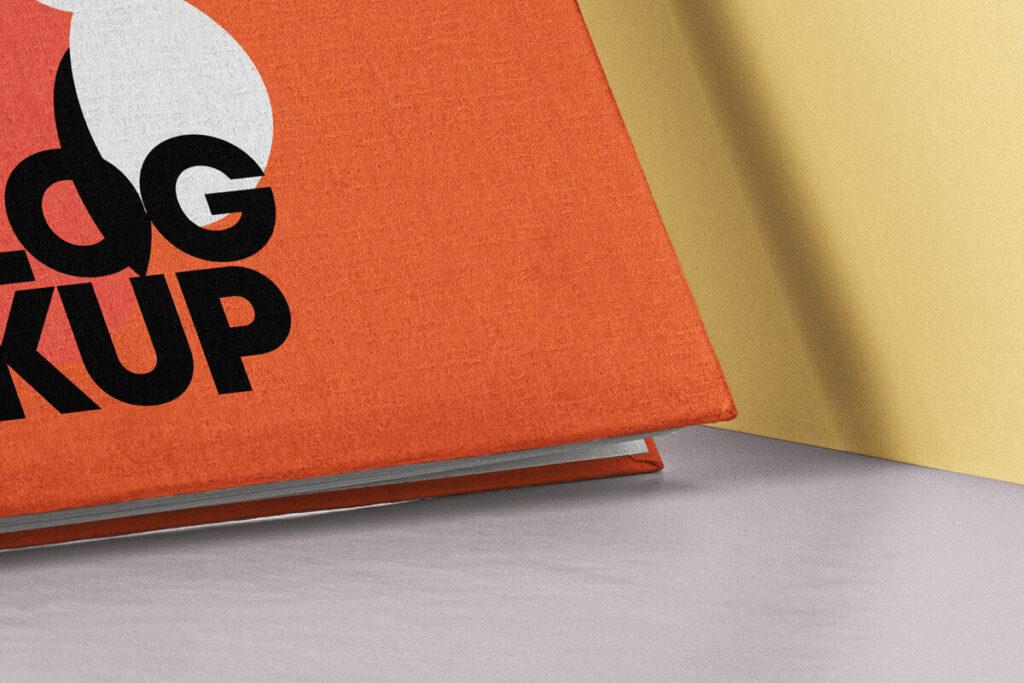Free Branding Hardcover Book Catalog Mockup PSD Template4