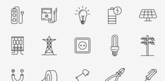 Free Customizable 20+ Electrician Vector Icons
