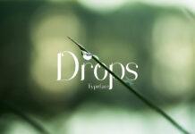 Free Elegant Drops Serif Typeface1