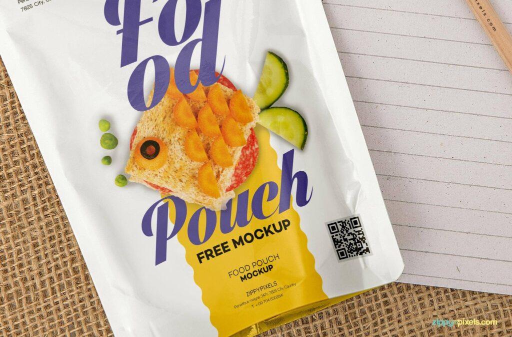 Free Food Pack Mockup6