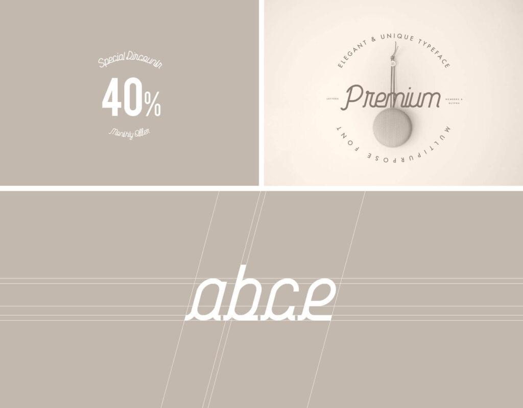 Free Habitual Digital Handwriting Typeface6