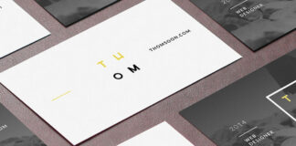 Free Original Business Card Mockups PSD Templates1