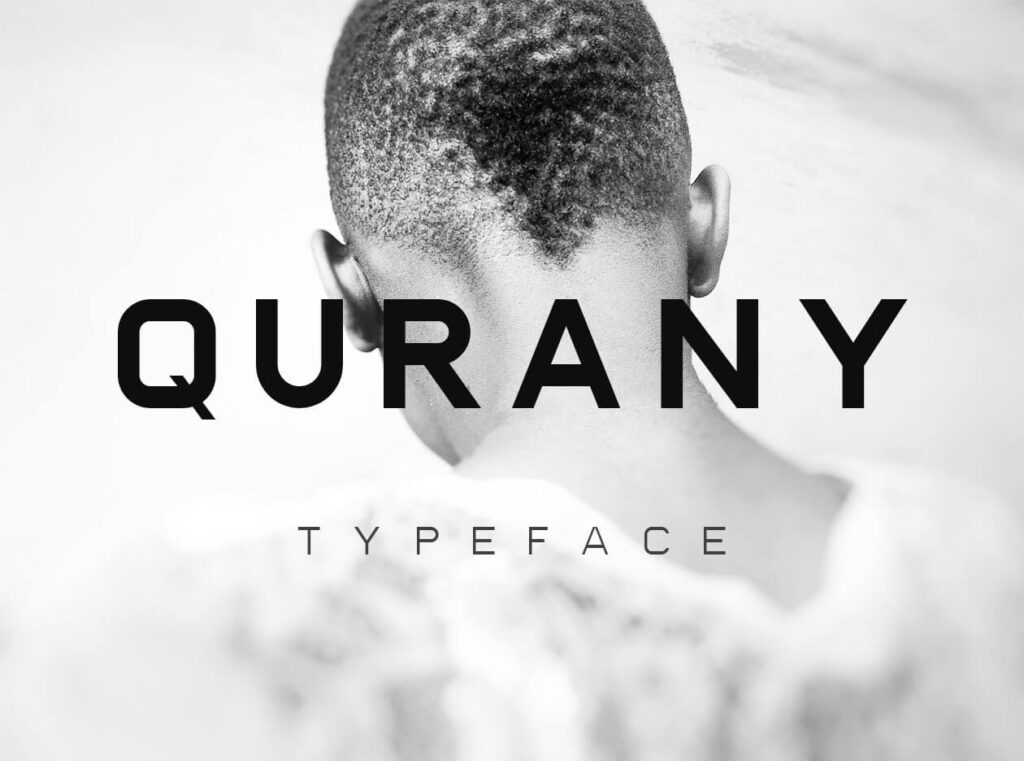 Free Selective Qurany 4 Styles Uppercase Typeface1