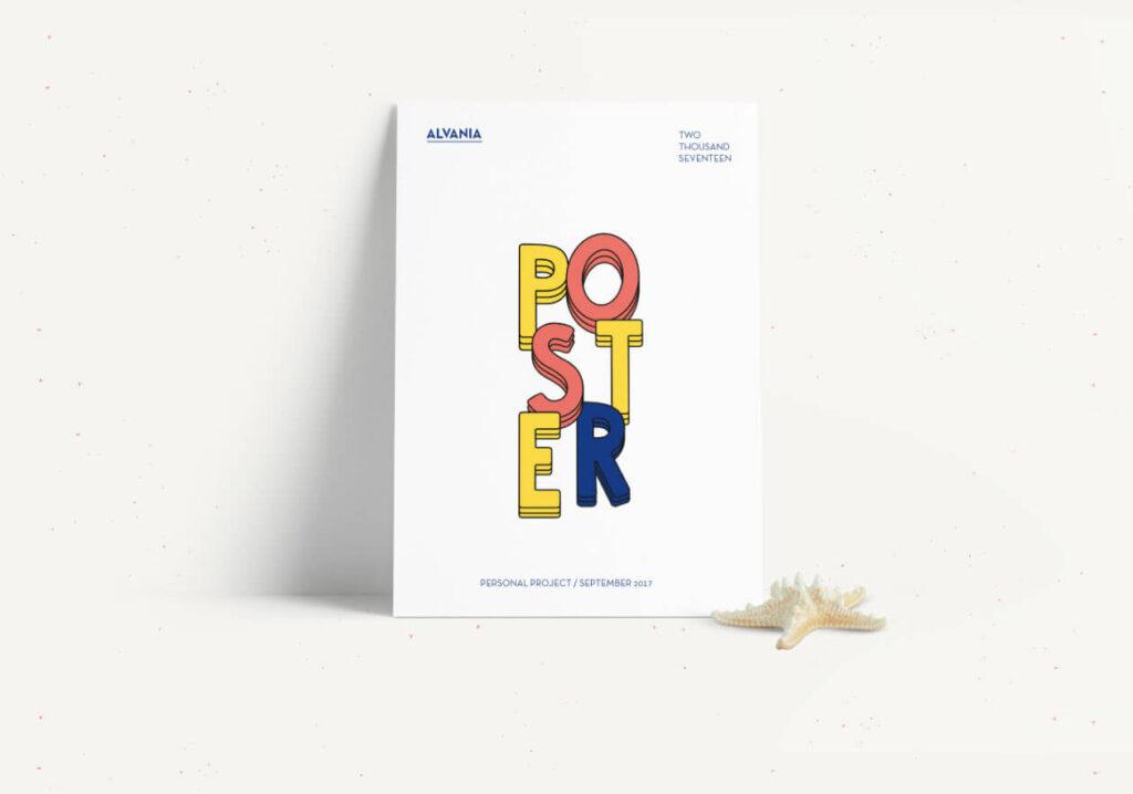 Free Simple Friendly Alvania Typeface2