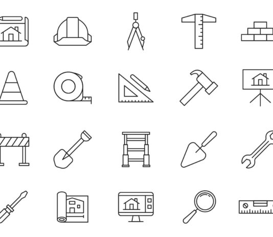Free Useful 20+ Architecture Vector Icons