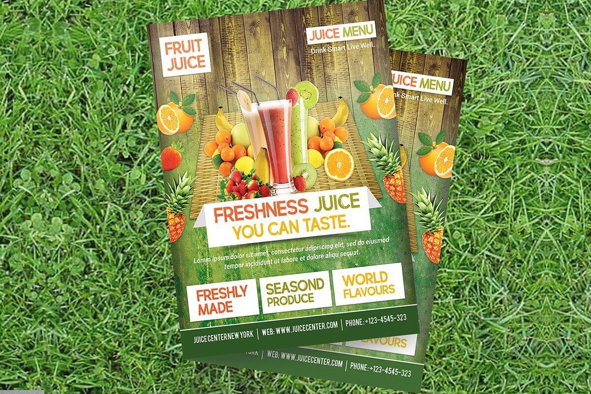 Fruit Juice Menu (1)