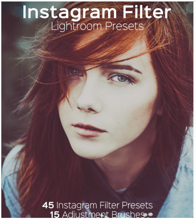 Instagram Filter - Lightroom Presets