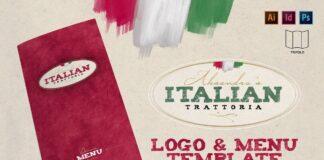 Italian Trattoria Menu (1)