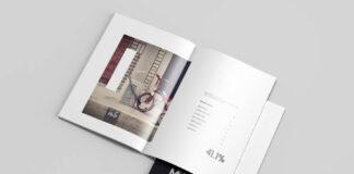 Letter Size Magazine Mockup1