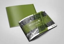Modern Brochure A5