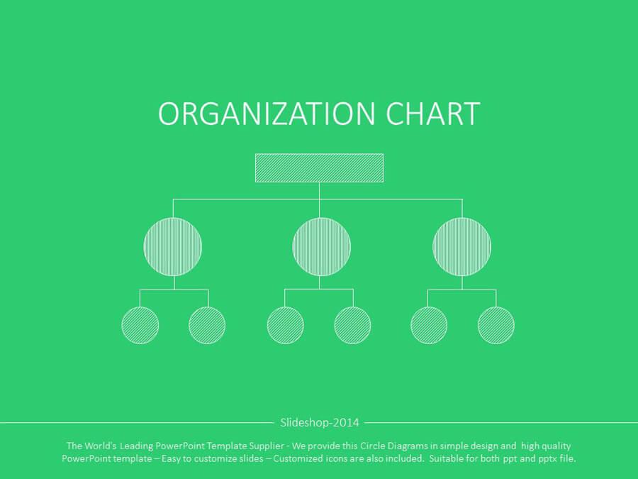 Organizational Chart Flat