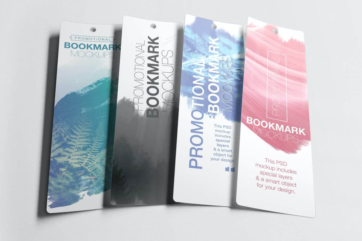 Promotional Bookmark Mockup (1)