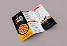 Restaurants Tri-Fold Menu Template (1)