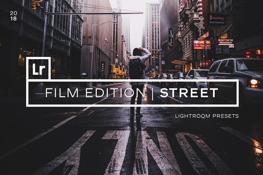 Street Lightroom Presets