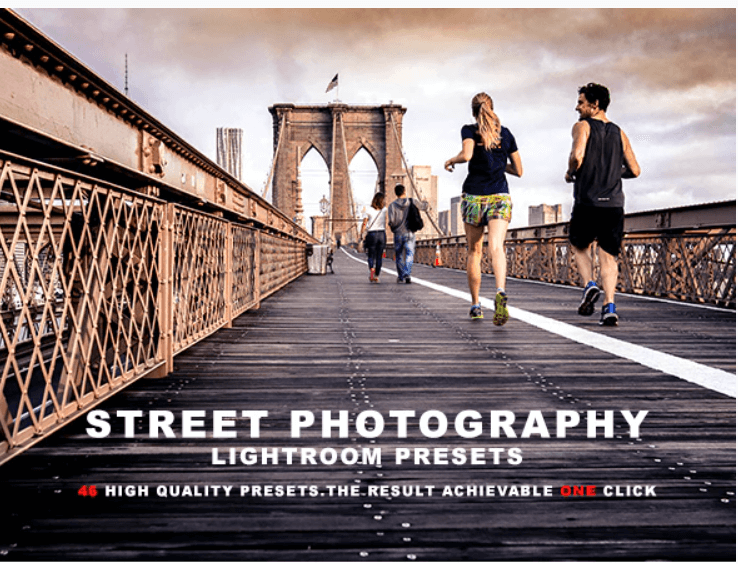Street Photography 46 Lightroom Presets