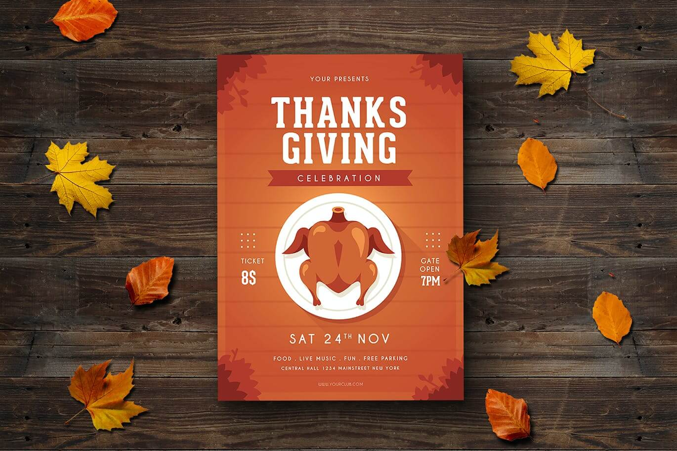 Thanksgiving Flyer (2)