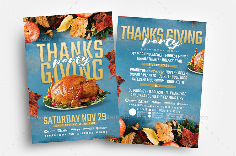 Thanksgiving Flyer (3)
