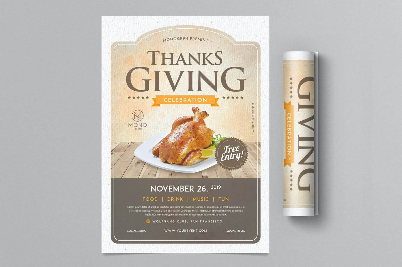 Thanksgiving Flyer (4)