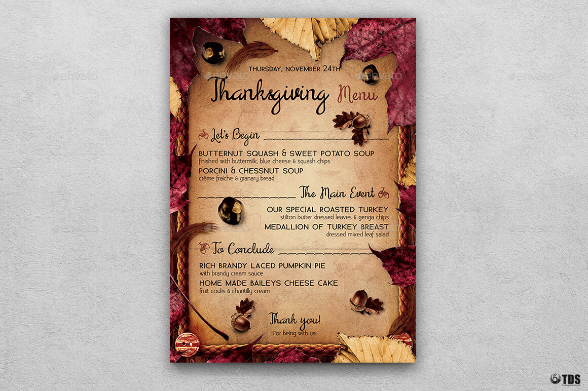 Thanksgiving Menu Template V3 (1)
