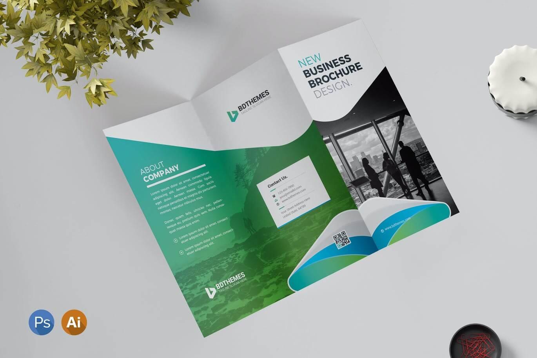 Tri Fold Brochure Template 02 (1)