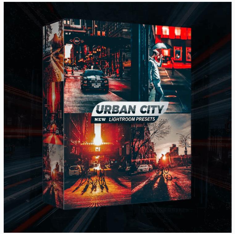 Urban Cinematic Lightroom Presets