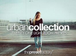 Urban Collection - Lightroom Pre..