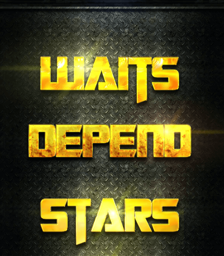 10 Photoshop Gold Text Effect Styles