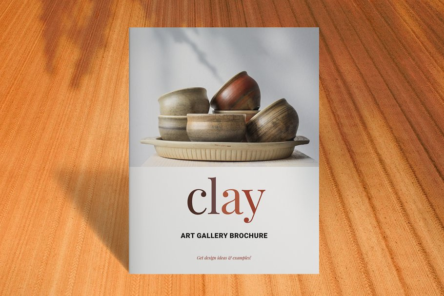 Art Gallery Brochure