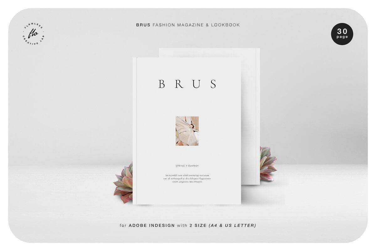 BRUS Fashion Magazine & Lookbook