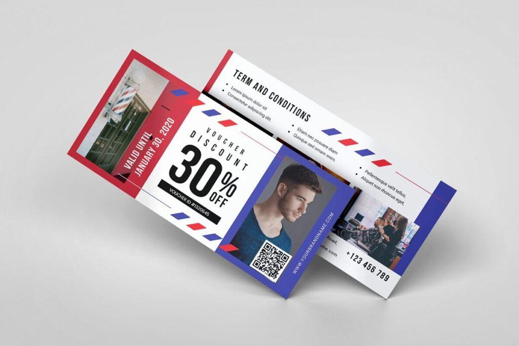 Barbershop AI and PSD Voucher