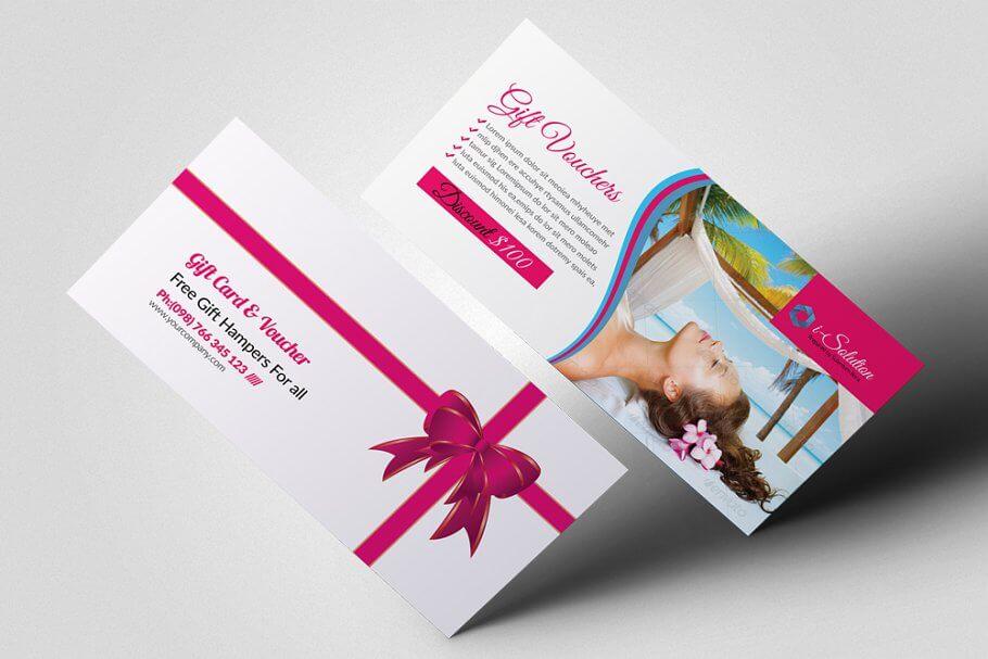 Beauty Spa Gift Voucher Template (1)