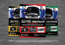 Car Repair Flyer1