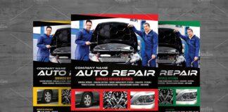 Car Repair Flyer1