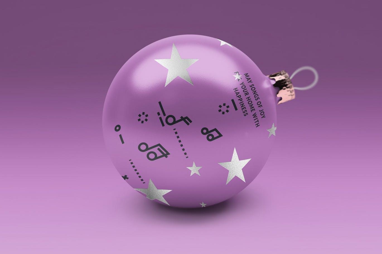 Christmas Ball Mockups