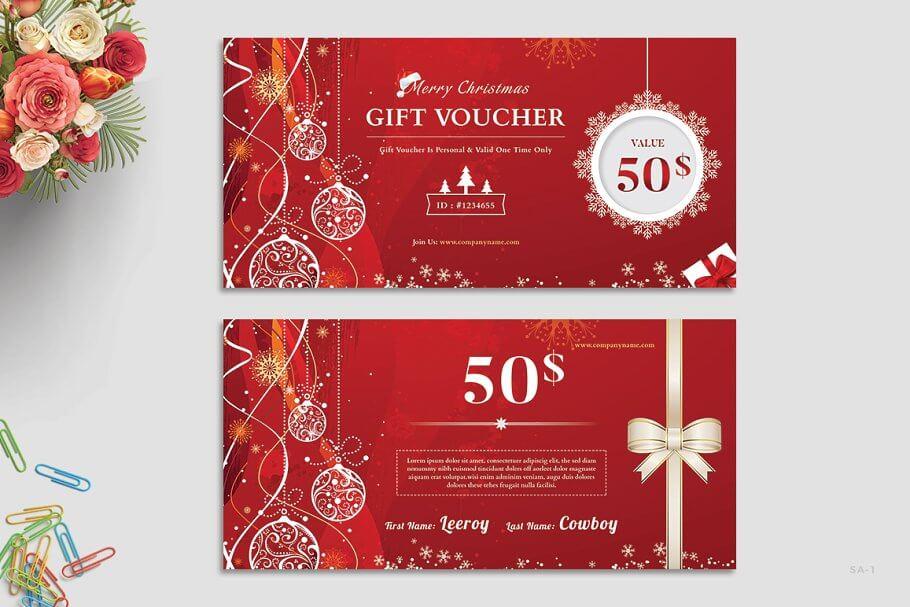 Christmas Gift Voucher (4)