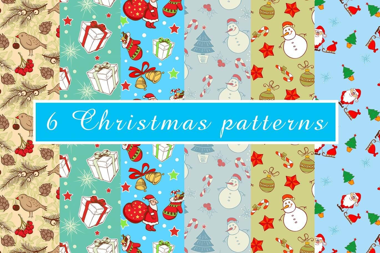 Christmas Patterns (1)