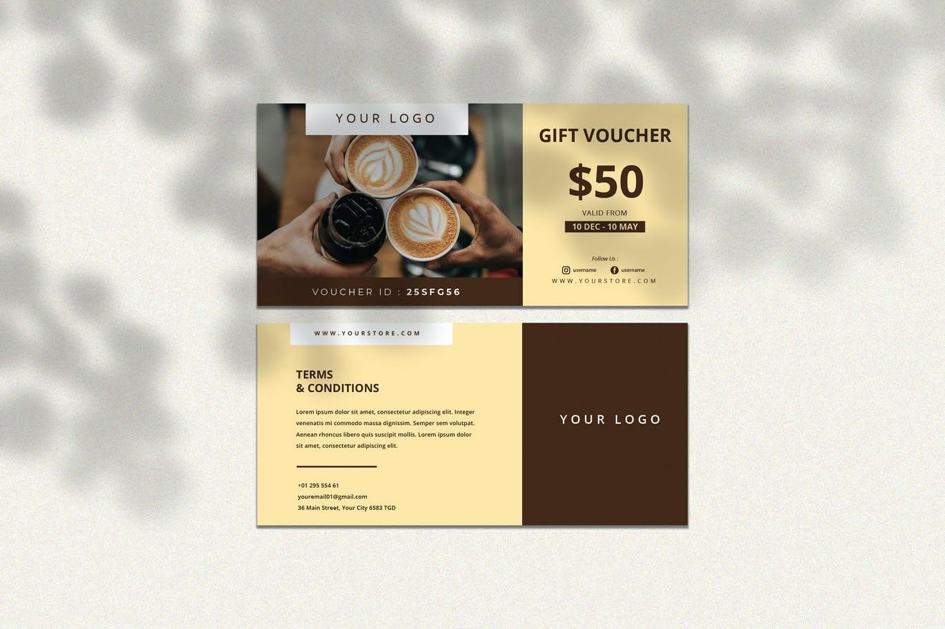 Coffee Voucher (2)