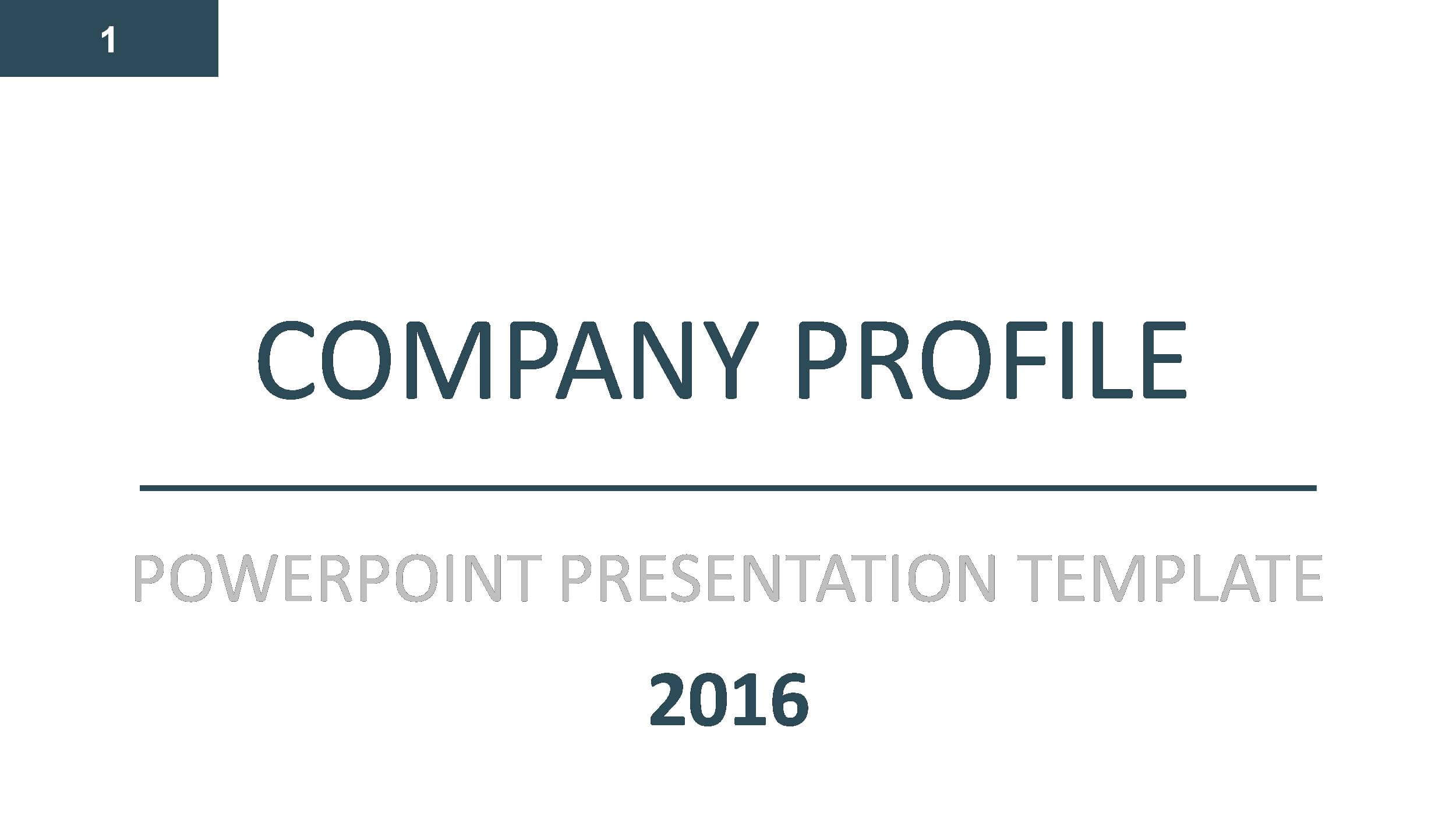 Company Profile PowerPoint Presentation Template (1)