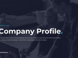 Company Profile PowerPoint Presentation Template (2)