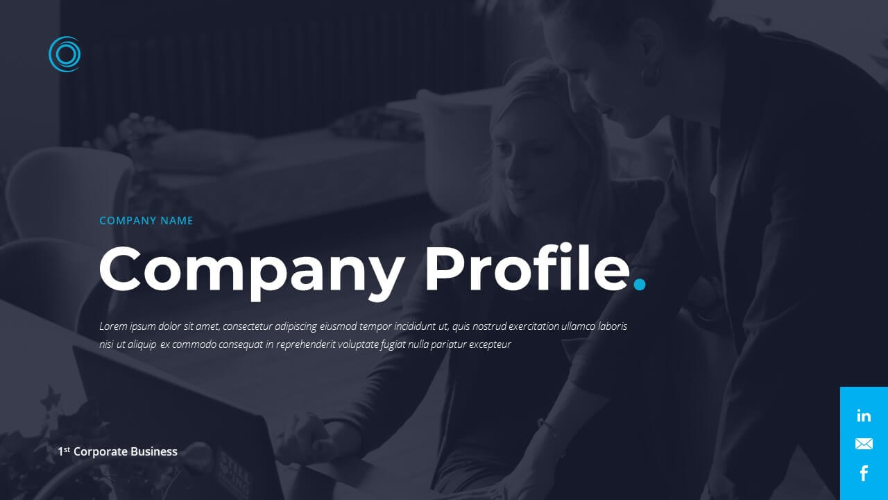 Company Profile PowerPoint Presentation Template (2)