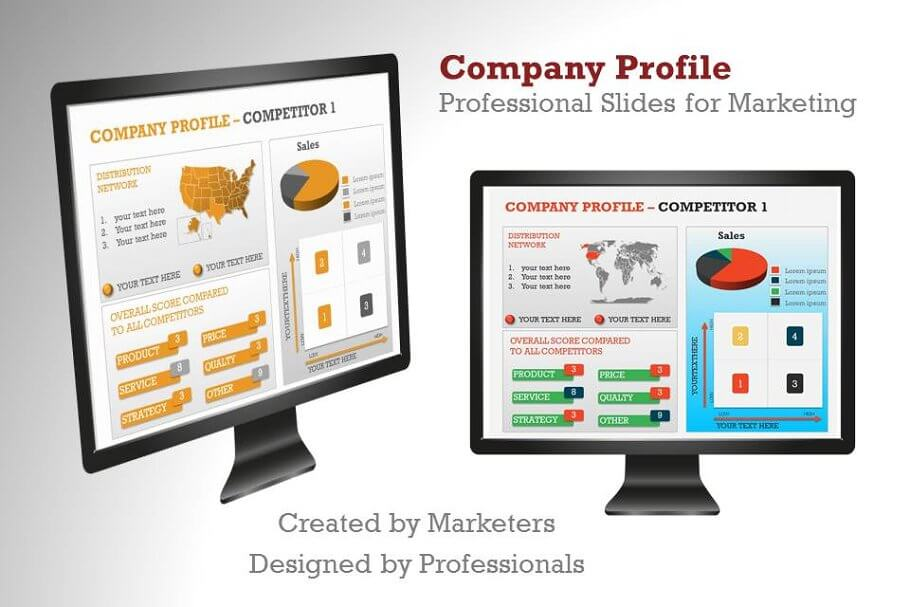Company Profile PowerPoint Template (4)