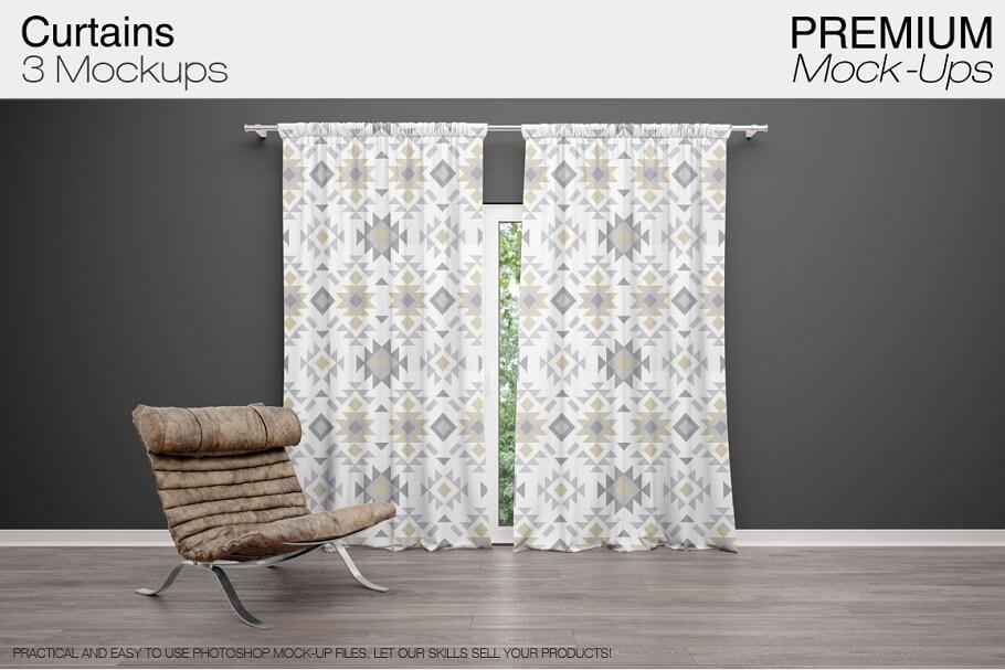 Curtains Mockup1
